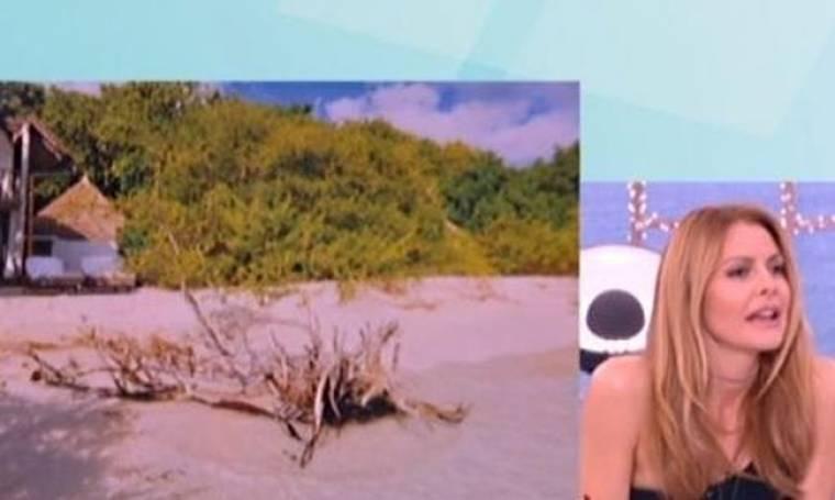 Μπαλατσινού: «Είχαμε πάει στο ίδιο ξενοδοχείο με την Ελένη στις Μαλδίβες»