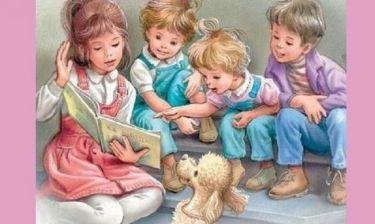 Παραμύθι: Είναι σημαντικό για το παιδί μας; Η Αλεξάνδρα Καππάτου μας δίνει τις απαντήσεις