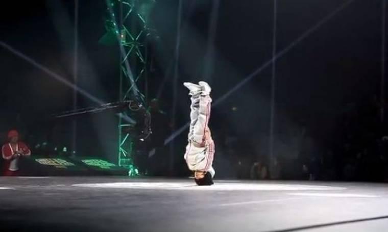 Οταν μία 6χρονη κερδίζει στη «μάχη» του breakdance! Δείτε το απίστευτο video