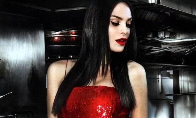 Υβόννη Μπόσνιακ: Μιλάει για τη μεγάλη της αγάπη στη μαγειρική!
