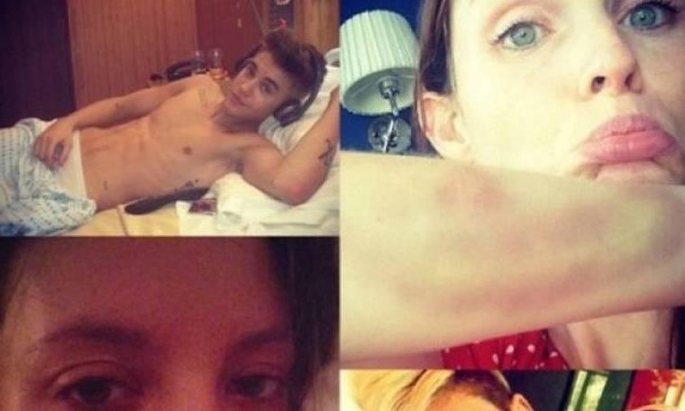 Ill healthies: Η νέα τάση στο Instagram απαιτεί πόζα στο... κρεβάτι του πόνου!