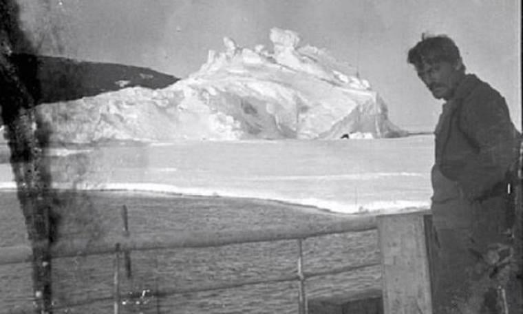 Φωτογραφίες της Ανταρκτικής πριν από 100 χρόνια!