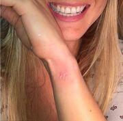 Το πρώτο και τελευταίο τατουάζ της…