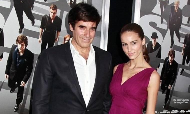 Παντρεύεται ο μάγος, David Copperfield