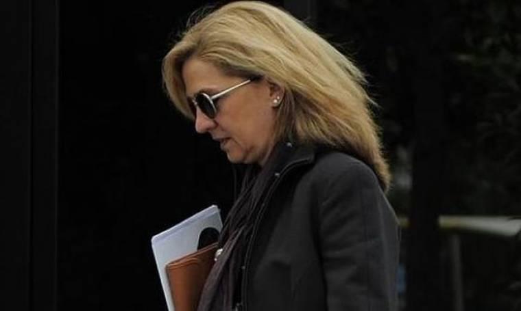 Κατηγορείται για φοροδιαφυγή η πριγκίπισσα της Ισπανίας, Κριστίνα