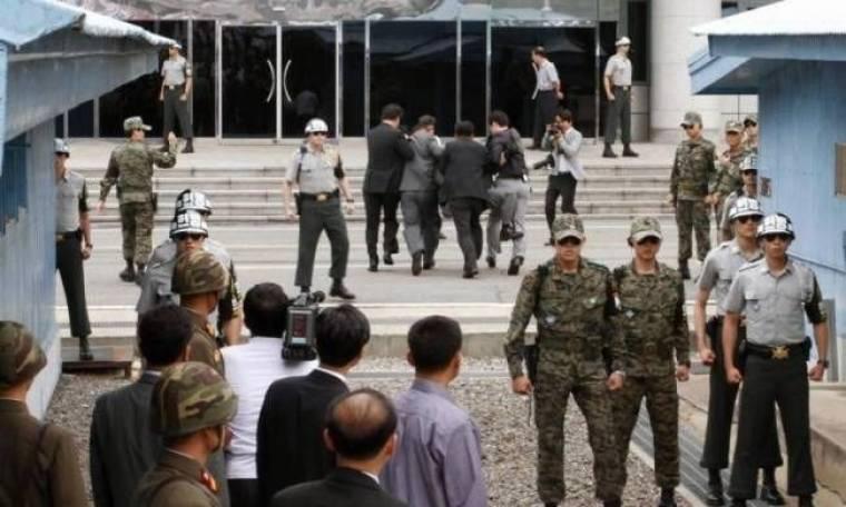 Τι συμβαίνει όταν περνάς «παράνομα» από τη Βόρεια στη Νότια Κορέα (vd)