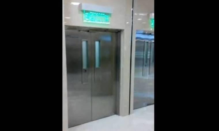 Αυτή είναι η πιο επική «έξοδος κίνδυνου»! (βίντεο)