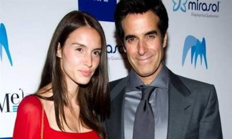 David Copperfield: Θα το… πάρει το κορίτσι!