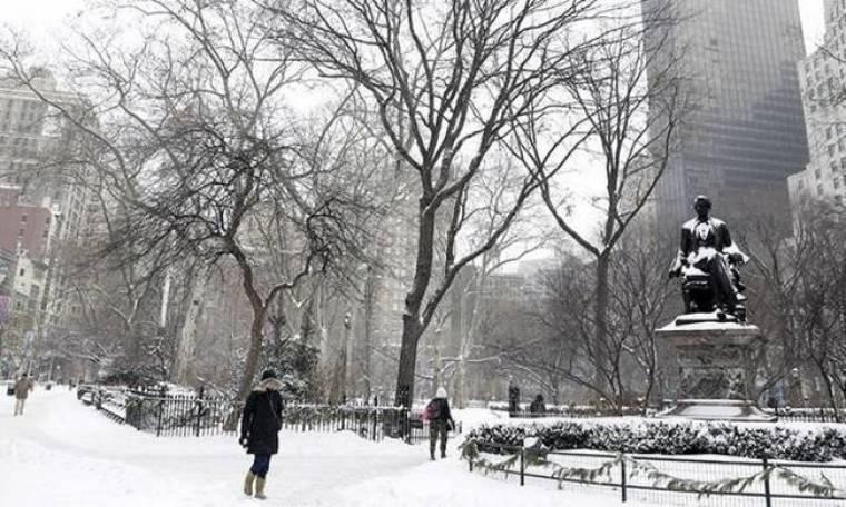 ΗΠΑ: 21 άτομα πέθαναν μέχρι τώρα από το κρύο