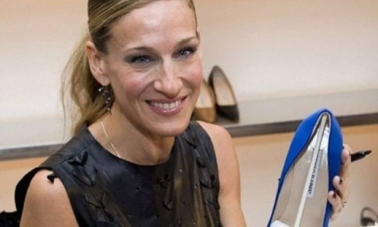 Manolo Blahnik: Τα αγαπημένα παπούτσια της Sarah Jessica Parker στο Fashion Week