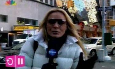 Η Γιάννα Νταρίλη μας ξεναγεί στο κανάλι της στη Νέα Υόρκη