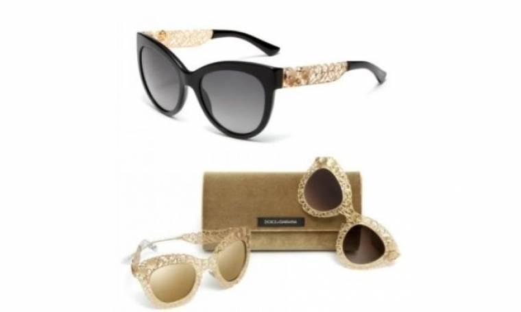 Dolce & Gabbana eyewear: Η νέα Filigrana συλλογή που θα σας ενθουσιάσει