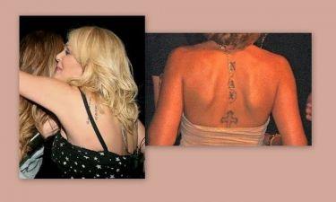 Τρίτο tattoo για την Νατάσα Θεοδωρίδου