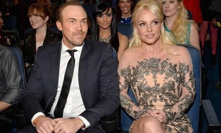 Britney Spears: Πρώτη δημόσια εμφάνιση με τον αγαπημένο της