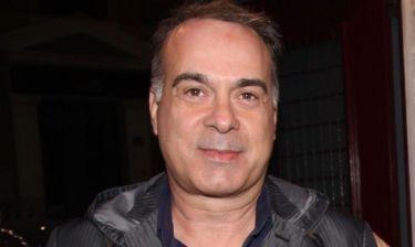 Φώτης Σεργουλόπουλος: Βόλτες με τον γιο του