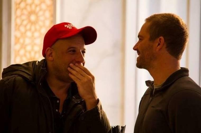 Η συγκινητική φωτογραφία που ανέβασε στο facebook ο Vin Diesel με τον Walker