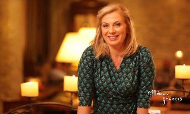 Ντίνα Νικολάου: Ετοιμάζει τραπέζι για τον καλό της φίλο, Δημήτρη Γρηγοράκη