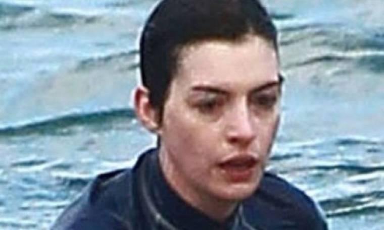 Η Anne Hathaway γλίτωσε από του χάρου τα δόντια! (photos)