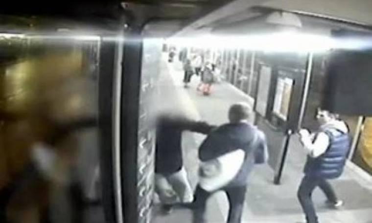 Βίντεο-ΣΟΚ: Του επιτέθηκαν επειδή δεν είχε αυτιά!