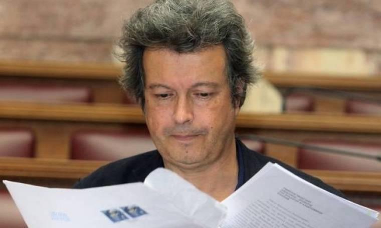 Ανεξαρτητοποιήθηκε ο Πέτρος Τατσόπουλος