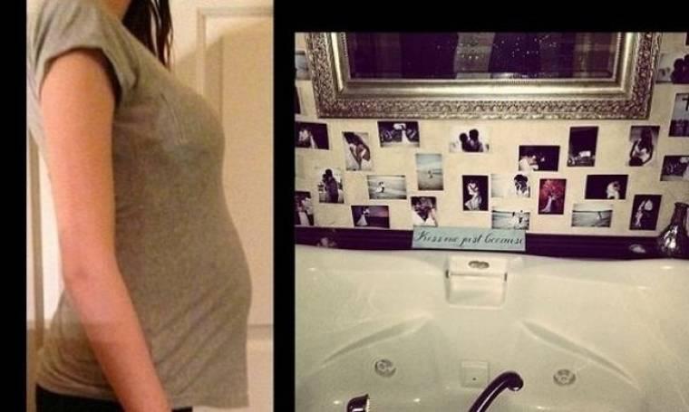 Ποιος άγγελος της Victoria's Secret θα γεννήσει στο σπίτι με τη βοήθεια του άντρα της! (εικόνες)