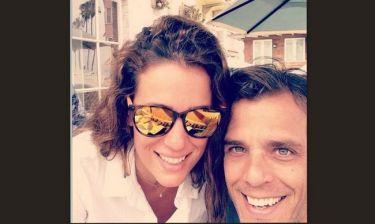 Εύα Αντωνοπούλου: Ο σύζυγός της, την κάνει να «λάμπει» από ευτυχία!