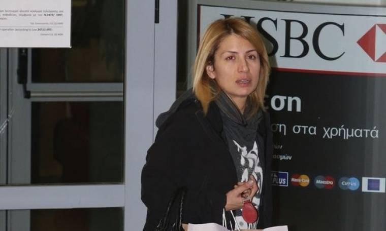 Εντελώς άβαφη και ατημέλητη η Μαρία Ηλιάκη (φωτό)