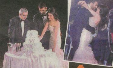 Γρηγόρης Μάκος: Ντύθηκε γαμπρός