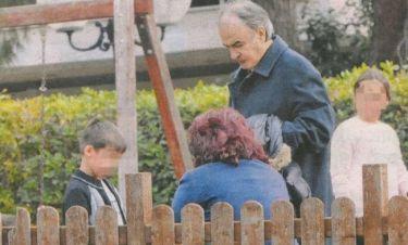 Δημήτρης Τσοβόλας: Ένας ευτυχισμένος παππούς