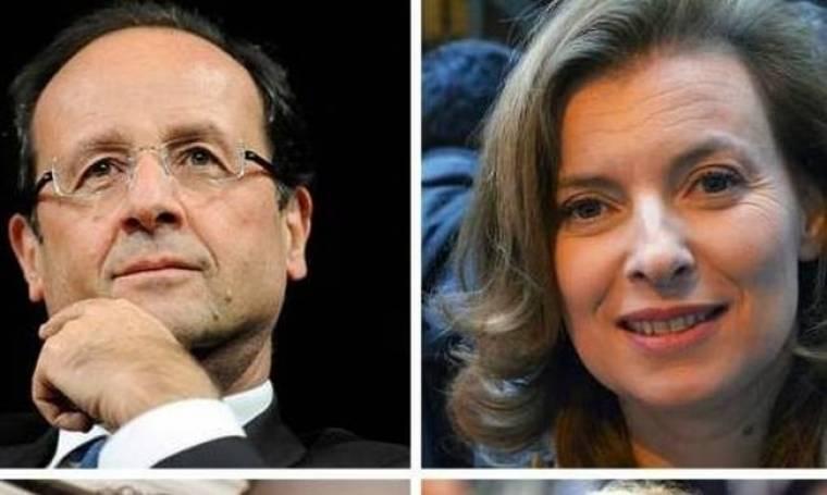 Φρανσουά Ολάντ: Οι γυναίκες του προέδρου
