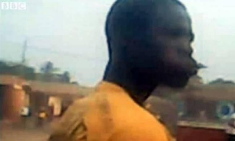 Βίντεο-ΣΟΚ: Κανίβαλος εξηγεί γιατί έφαγε το πόδι ενός άντρα