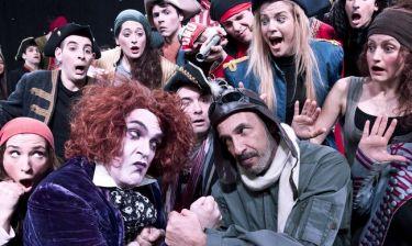 Η Άννα Παναγιωτόπουλου σκηνοθετεί το παραμύθι «Ζέβρα Πυτζάμα» με τον Αντώνη Λουδάρο!