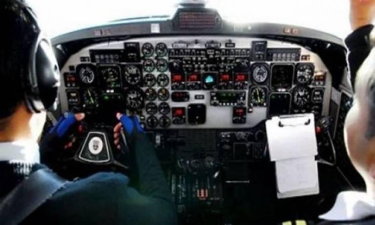 Ώρες αγωνίας στον αέρα: Πιλότος υπέστη καρδιακό την ώρα της πτήσης