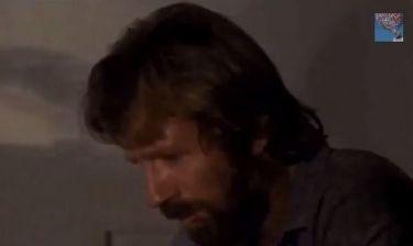 Απολαυστικό βίντεο! Δείτε πως αντιδρά ο Chuck Norris όταν βλέπει τον Jean Claude Van Dame να χορεύει τα «Καγκέλια»