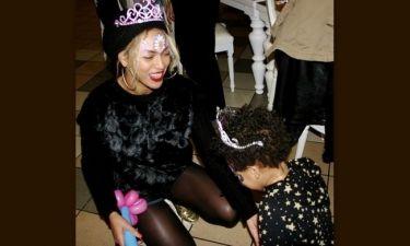 Δείτε τις πρώτες φωτογραφίες από το πάρτι της κόρης της Beyonce για τα 2α γενέθλιά της!
