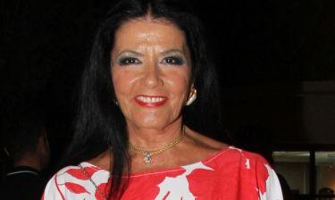 Ζωζώ Σαπουντζάκη: «Χόρτασα πλούτο»