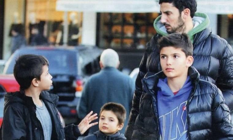 Στογιάκοβιτς – Βουκσεβιτς: Βόλτα με τα παιδιά τους!