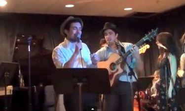 Οι κολλητοί του The Voice πριν δύο χρόνια τραγουδούσαν μαζί στην Βοστόνη. Δείτε τους!