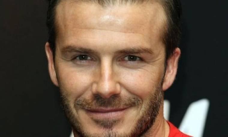 Ο David Beckham δεν είναι τόσο τέλειος