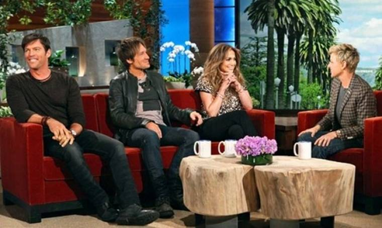 Γιατί παραλίγο να βάλει τα κλάματα η Jennifer Lopez στην εκπομπή της DeGeneres;