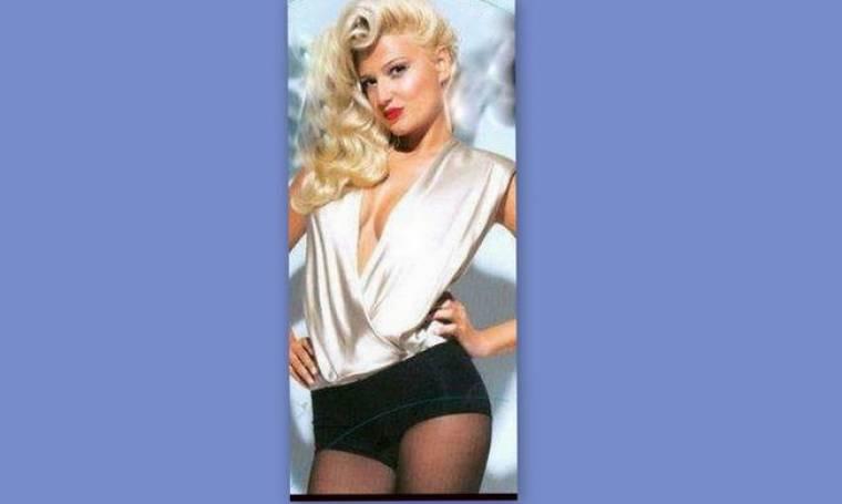 Τούμπανο: Δείτε το σέξι εξώφυλλο της Φαίης Σκορδά λίγο πριν γίνει μάνα! (Nassos blog)