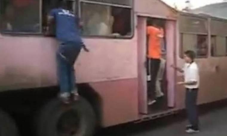 Στην Κούβα έχουν κορυφαίες δημόσιες συγκοινωνίες! (βίντεο)