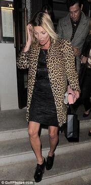 Βότκα, σαμπάνιες και άπειρα μπουκάλια κρασιού για τα 40ά γενέθλια της Kate Moss!
