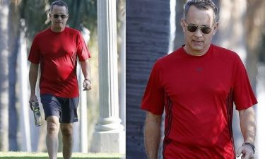 Tom Hanks: Προσέχει τον εαυτό του μετά την διάγνωση ότι πάσχει από διαβήτη!