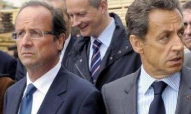 Νικολά Σαρκοζί: «Είναι γελοίος ο Ολάντ»