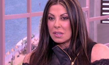 Άντζελα Δημητρίου: «Ο σύντροφος μου είναι αληθινός! Είναι αρσενικό»