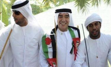 Μαραντόνα: Πρωταγωνιστής σε ριάλιτι σόου στο Ντουμπάι
