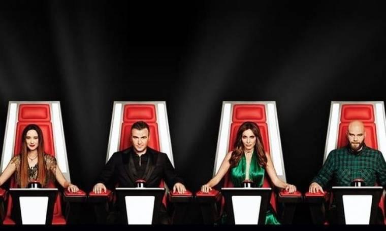 «The Voice»: Σάρωσε και στο δεύτερο επεισόδιο σε νούμερα τηλεθέασης