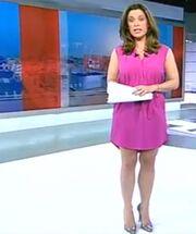 Εύα Αντωνοπούλου- Αντωνία Καλλιμούκου: Με το ίδιο φόρεμα βγήκαν στο γυαλί οι δύο παρουσιάστριες