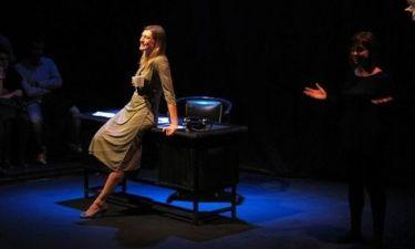 Η παράσταση «Γράμμα σε ένα παιδί» με πρωταγωνίστρια τη Ζέτα Δούκα παρουσιάστηκε στη νοηματική γλώσσα